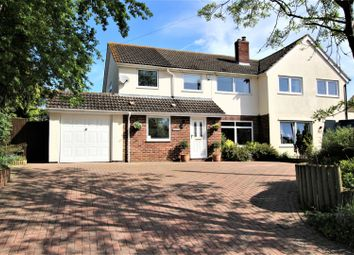 4 bed semi-detached house for sale in Main Street, West Hagbourne, Didcot OX11
