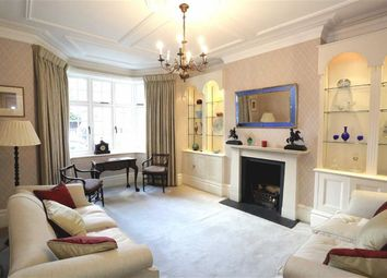 Thumbnail 4 bed property to rent in Briardale Gardens, Hampstead, London