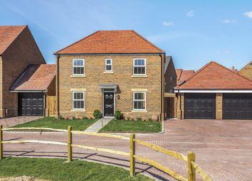 Jeppson Walk, Nutbourne PO18. 4 bed detached house for sale