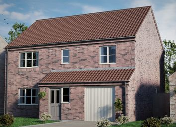 Thumbnail 4 bed detached house for sale in Plot 23 Saint Germaine Way, Scothern, Lincoln