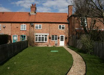 Thumbnail 3 bed cottage to rent in Mill Lane, Rockley, Retford