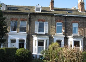 Thumbnail 1 bed flat to rent in Wigginton Road, York