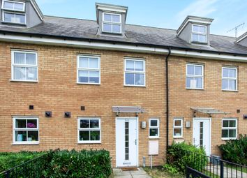 Thumbnail 3 bedroom terraced house for sale in Harn Road, Hampton Centre, Peterborough