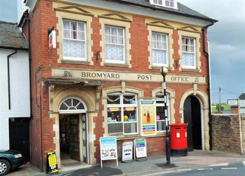 Thumbnail Retail premises for sale in 6 Church Street, Herefordshire