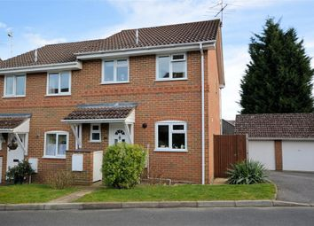 Thumbnail 3 bed semi-detached house for sale in Dauntless Road, Burghfield Common, Reading