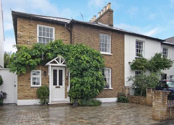 Thumbnail 4 bed semi-detached house for sale in Second Cross Road, Twickenham