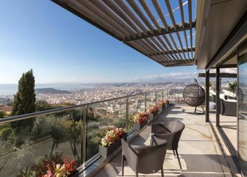Thumbnail 4 bed apartment for sale in Nice, French Riviera, 06000