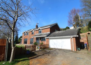 Birch Road, Ellesmere SY12. 4 bed detached house for sale