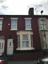 Thumbnail 3 bed terraced house to rent in Pendennis Street, Liverpool