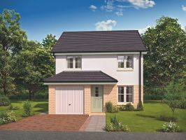 Thumbnail 3 bedroom detached house for sale in Calder Street, Coatbridge, North Lanarkshire