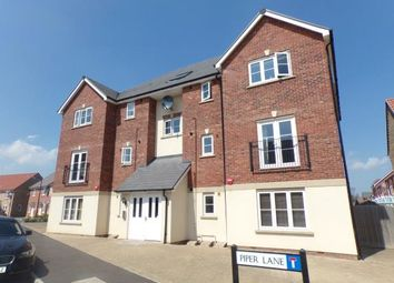 Thumbnail 2 bed flat for sale in Piper Lane, Wixams, Bedford, Bedfordshire