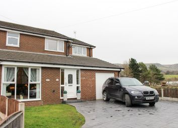 Thumbnail 4 bed semi-detached house for sale in Moorcroft, Ramsbottom, Bury