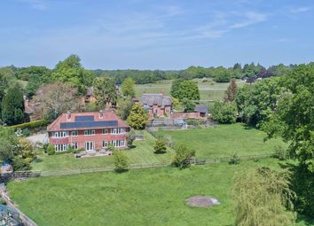 Thumbnail 5 bed equestrian property for sale in Beaulieu Road, Lyndhurst