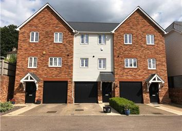 Thumbnail 3 bed town house for sale in Beaufort Place, Orpington, Kent