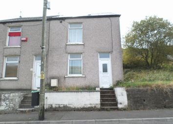 Thumbnail 2 bed end terrace house to rent in Tylorstown -, Ferndale