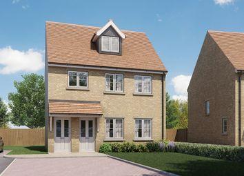 Thumbnail 1 bed flat for sale in Mill Lane, Westbury, Brackley
