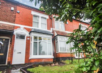 Thumbnail 2 bed terraced house for sale in Friary Road, Handsworth Wood, Birmingham