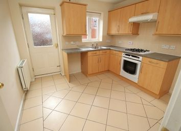 Thumbnail 2 bedroom town house to rent in Hudson Way, Grantham