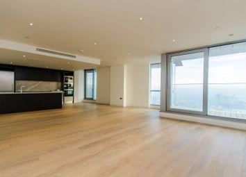 Charrington Tower, Canary Wharf, London E14. 2 bed flat