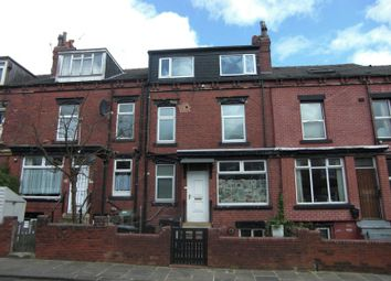 Thumbnail 3 bed terraced house for sale in Seaforth Mount, Leeds