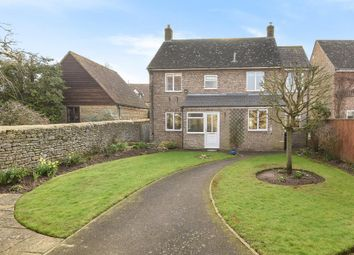 Thumbnail 4 bed detached house for sale in Hinton Waldrist, West Of Abingdon SN7,