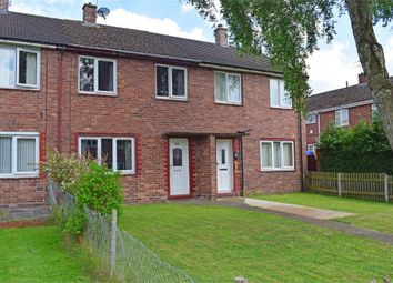 Thumbnail 2 bed terraced house for sale in Cefndre, Wrexham