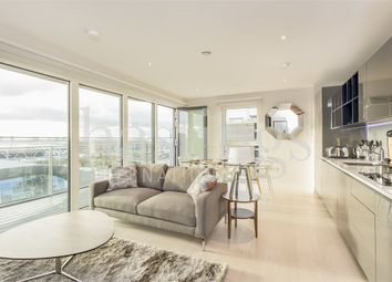 Thumbnail 2 bed flat for sale in Montfichet Road, Olympic Park, London