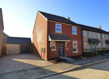 Thumbnail 4 bed detached house for sale in Manor Farm, St Lawrence Drive, Bardney, Lincolnshire