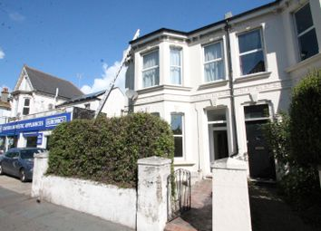 Thumbnail 4 bed end terrace house to rent in Teville Road, Worthing