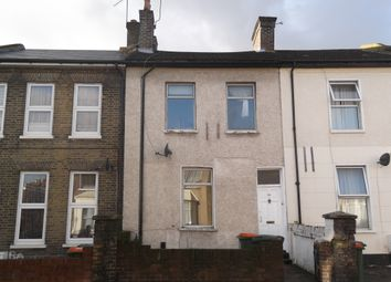 Thumbnail 4 bed terraced house to rent in Water Lane, Stratford, London