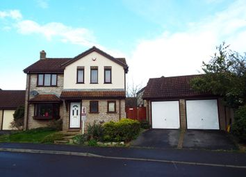 Thumbnail 4 bed detached house for sale in Blagdon Walk, Frome