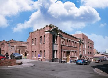 The Copperworks, Camden Street, Jewellery Quarter, Birmingham B1. 2 bed flat for sale