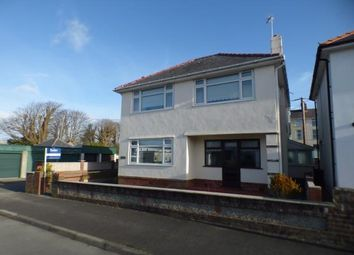 Thumbnail 4 bed detached house for sale in Manor Avenue, Pwllheli, Gwynedd