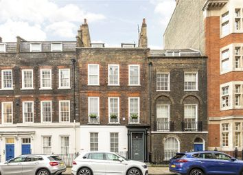 Thumbnail 4 bedroom detached house for sale in Great Ormond Street, Bloomsbury, London