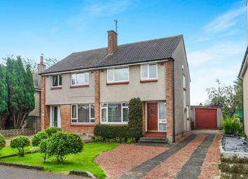 Thumbnail 3 bed semi-detached house for sale in Mailing Avenue, Bishopbriggs, Glasgow
