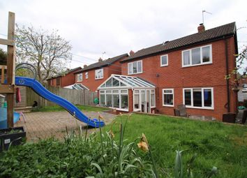 Thumbnail 4 bedroom detached house for sale in Granby End, Burghfield Common