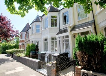 Thumbnail 2 bed flat for sale in Cornwall Avenue, Alexandra Park