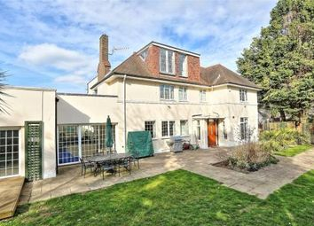 Thumbnail 5 bed detached house for sale in West Temple Sheen, London