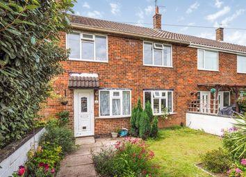 3 bed terraced house for sale in Longlands Close, Beeston Rylands, Nottingham, Nottinghamshire NG9
