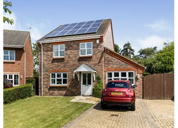 Thumbnail 3 bed detached house for sale in Strawberry Fields Drive, Spalding