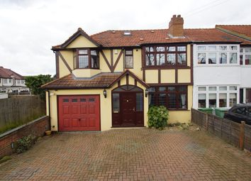 Thumbnail 5 bed end terrace house for sale in Sycamore Avenue, Sidcup