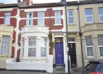 Thumbnail 2 bed terraced house for sale in Anstey Rd, Easton, Bristol