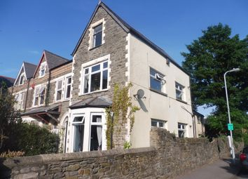 Thumbnail 2 bedroom flat for sale in Stacey Road, Roath, Cardiff