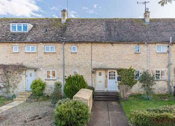 Thumbnail 3 bed terraced house for sale in Windrush Close, Burford, Oxfordshire