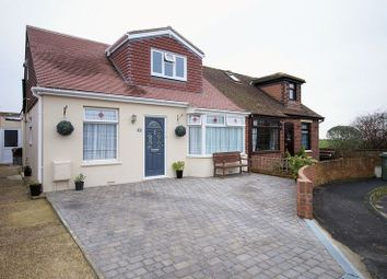 Thumbnail 4 bed semi-detached bungalow for sale in Coppins Grove, Fareham
