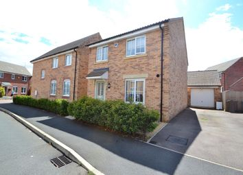 Thumbnail 4 bed detached house for sale in Mayfly Road, Dragonfly Meadows, Northampton