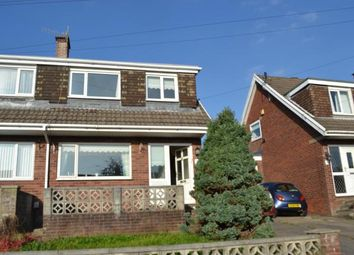 Thumbnail 3 bed semi-detached house to rent in Baglan, Port Talbot