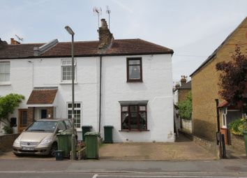 Thumbnail 2 bed end terrace house for sale in French Street, Sunbury-On-Thames
