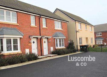Thumbnail 3 bed semi-detached house to rent in Maplewood, Langstone