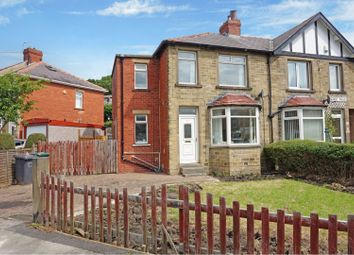 3 bed end terrace house for sale in Round Wood Avenue, Huddersfield HD5